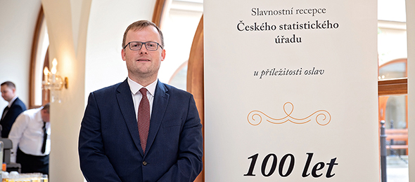 Czech statisticians celebrated their 100 year anniversary