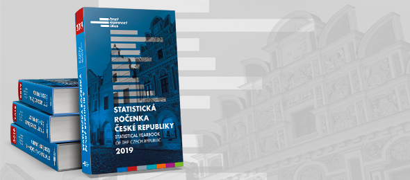 Statistical Yearbook of the Czech Republic 2019 Released