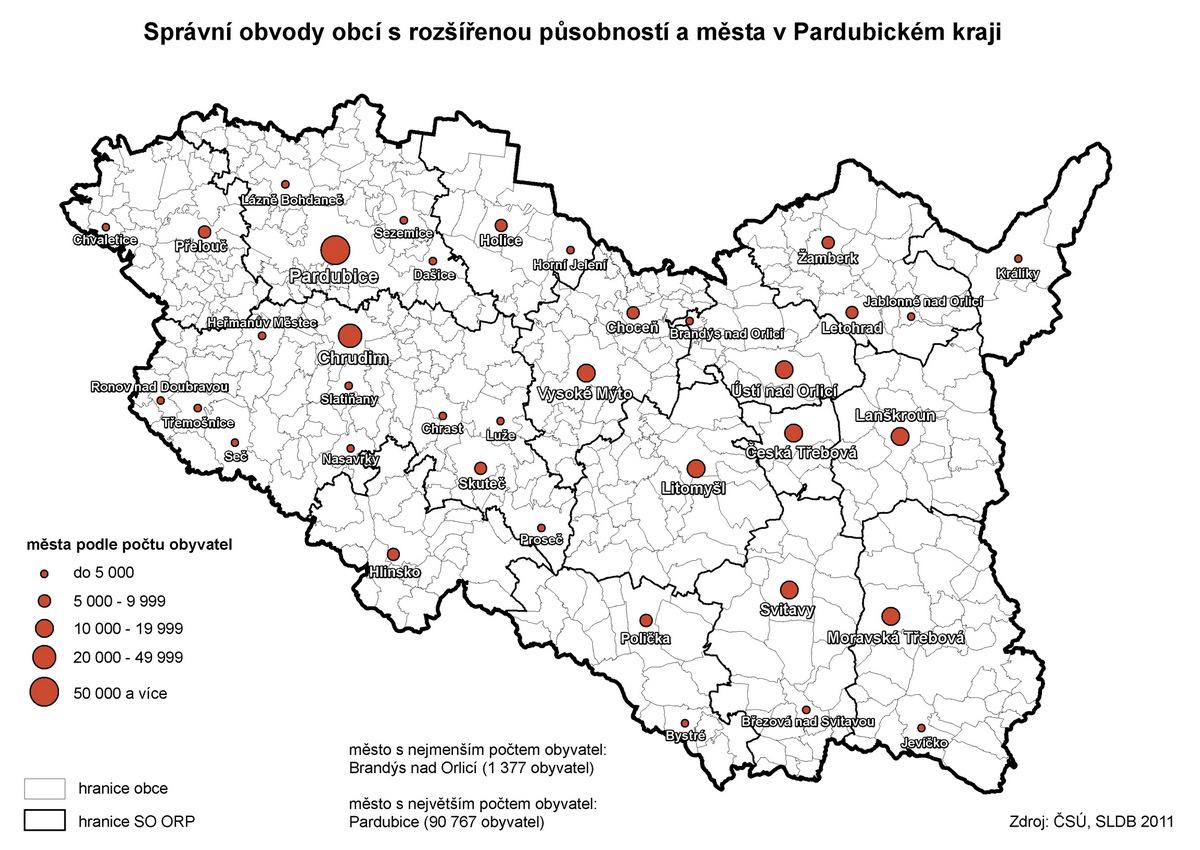 Mapy A Kartogramy Csu