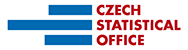 Czech Statistics Office logo