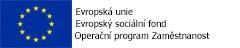 Evropská unie, Evropský sociální fond, Operační program Zaměstnanost