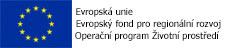 Evropská unie, Evropský fond pro regionální rozvoj, Operační program Životní prostředí
